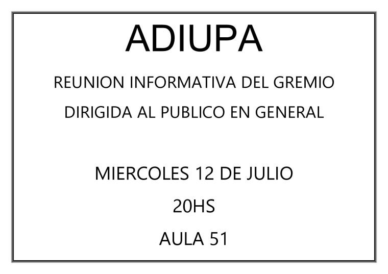 ADIUPA REUNION PUBLICA INFORMATIVA -001